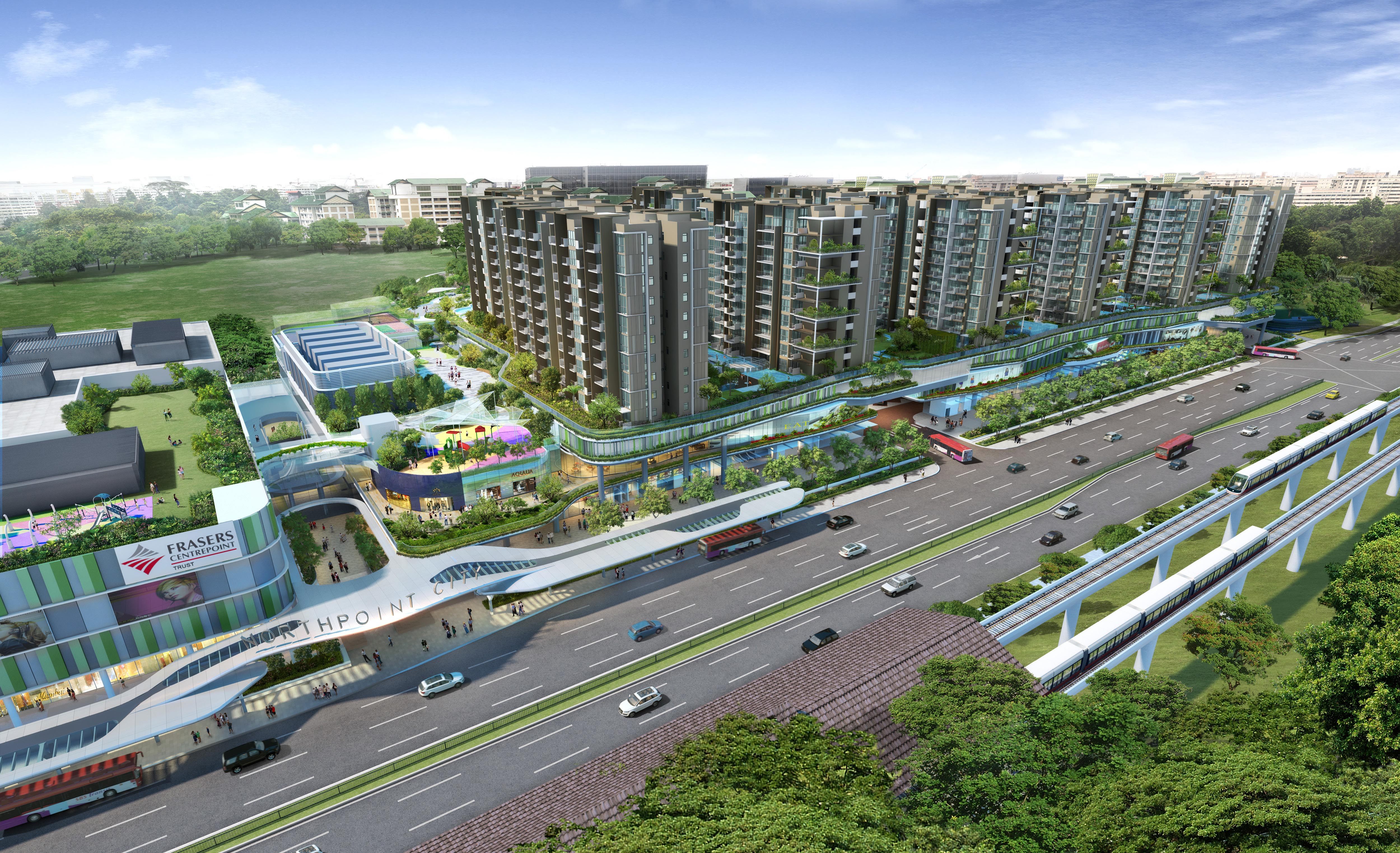 Singapore Property Launches - NorthPark Residences