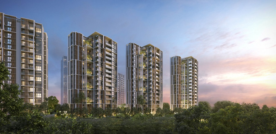 Singapore Property Launches - Botanique at Bartley