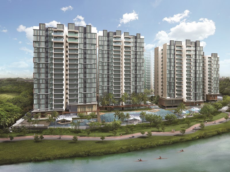 Singapore Property Launches - The Terrace EC Punggol