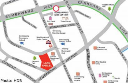 Singapore Property Launches - Sembawang Avenue EC