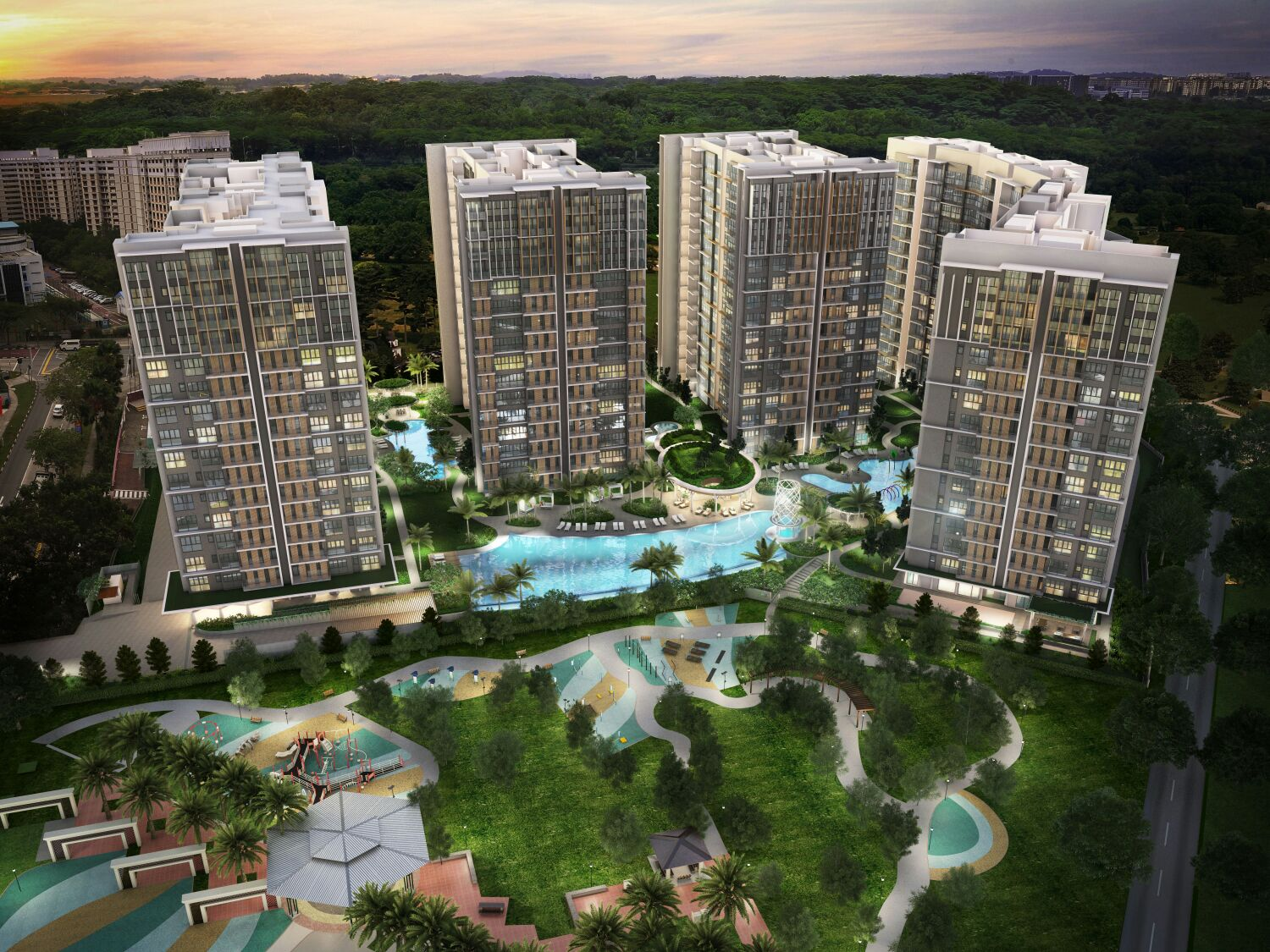 Singapore Property Launches - Parc Life EC