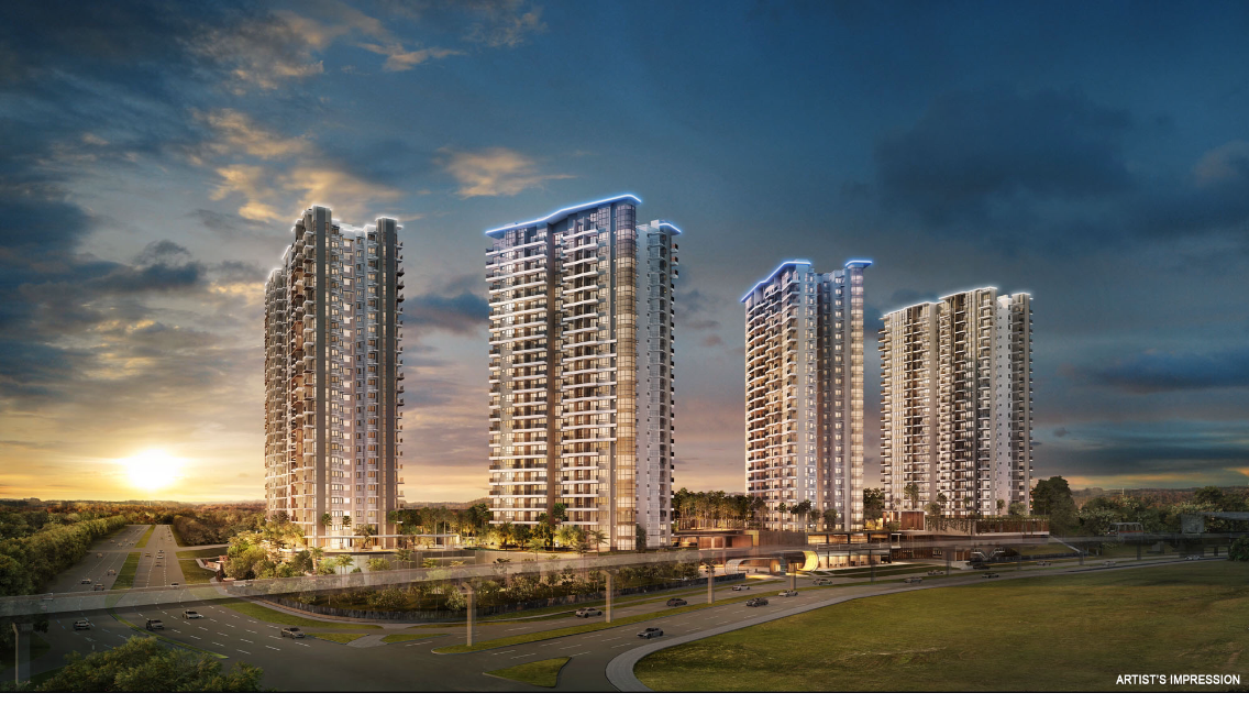 Singapore Property Launches - High Park Residences