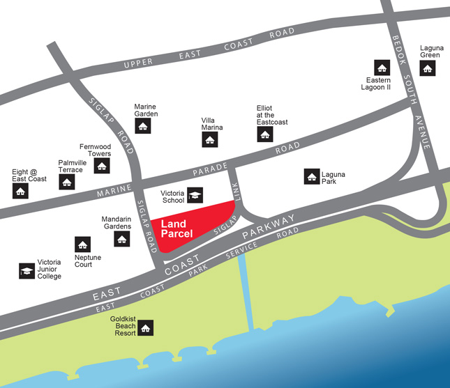 Singapore Property Launches - East Coast Marine Parade Condo