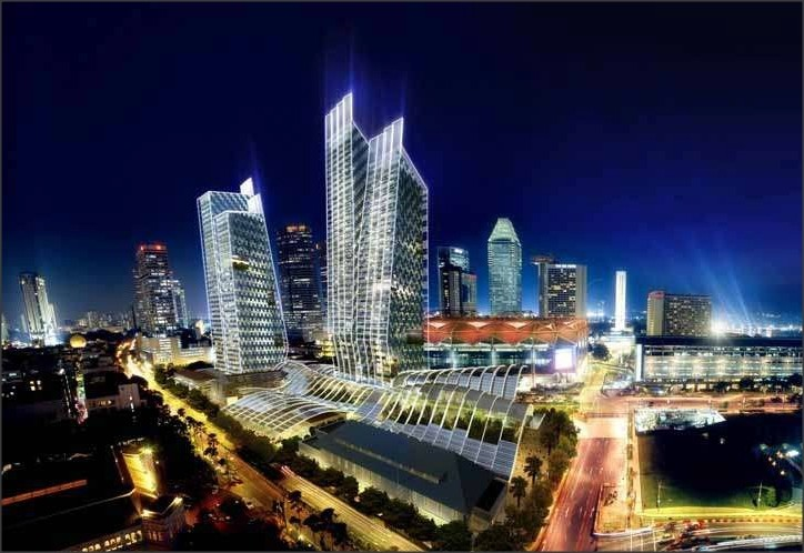 Singapore Property Launches - South Beach Residences