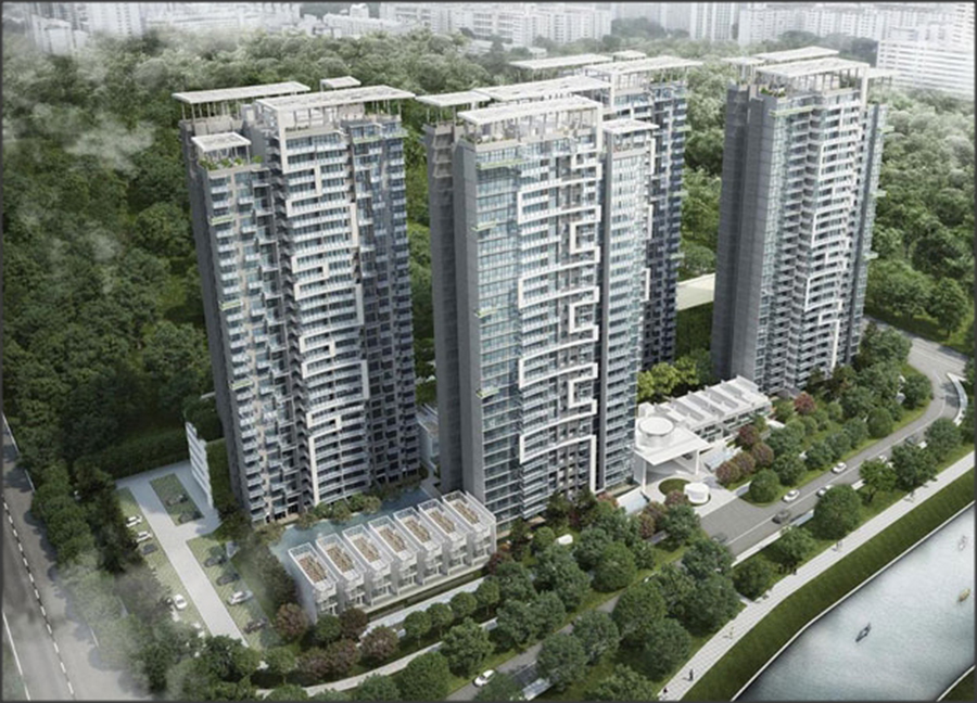 Singapore Property Launches - Eight Riversuites