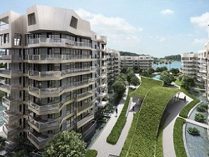 Singapore Property Launches - Corals at Keppel Bay