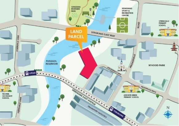 Singapore Property Launches - Anchorvale Lane EC Sengkang
