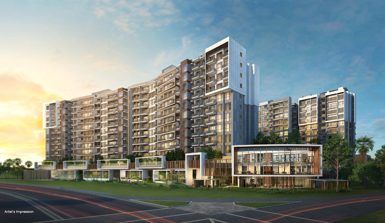 Singapore Property Launches - Forestwood Residences