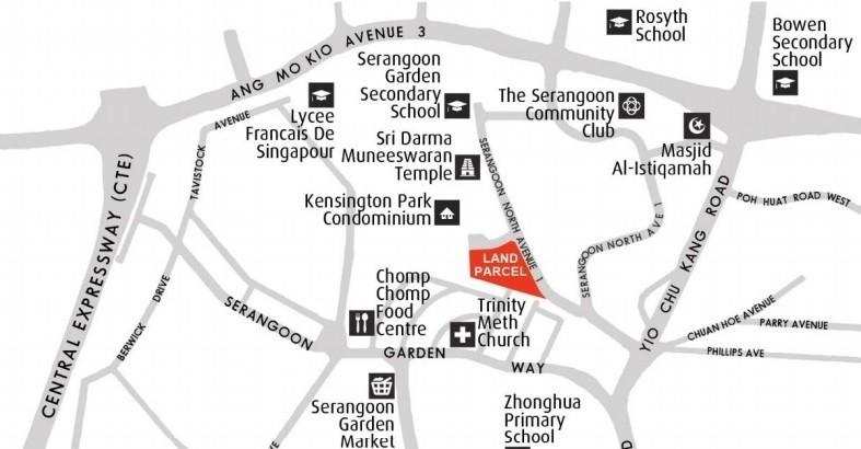Singapore Property Launches - Hougang Avenue 7 Condo