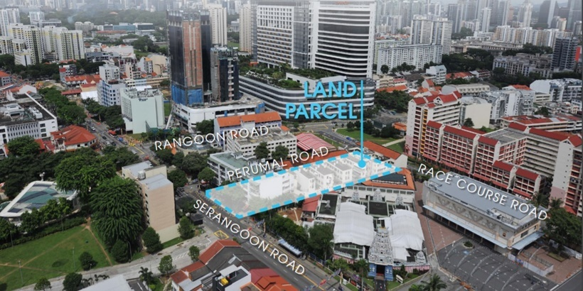Singapore Property Launches - Perumal Road Condo