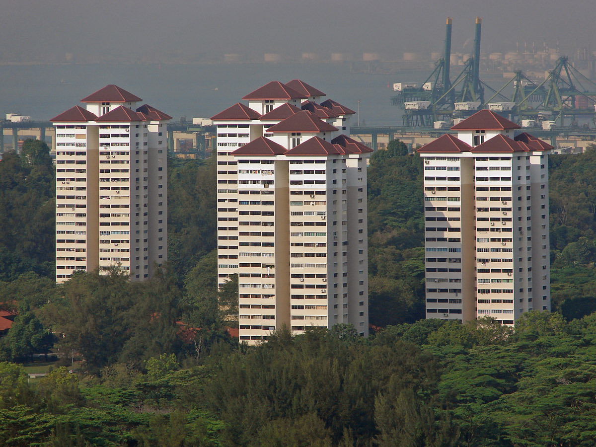 Singapore Property Launches - Normanton Park En Bloc