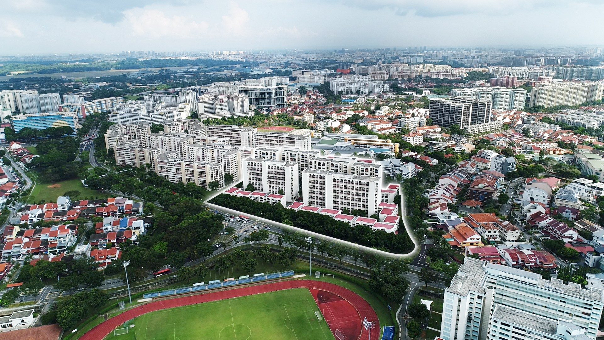 Singapore Property Launches - Florence Regency En-Bloc