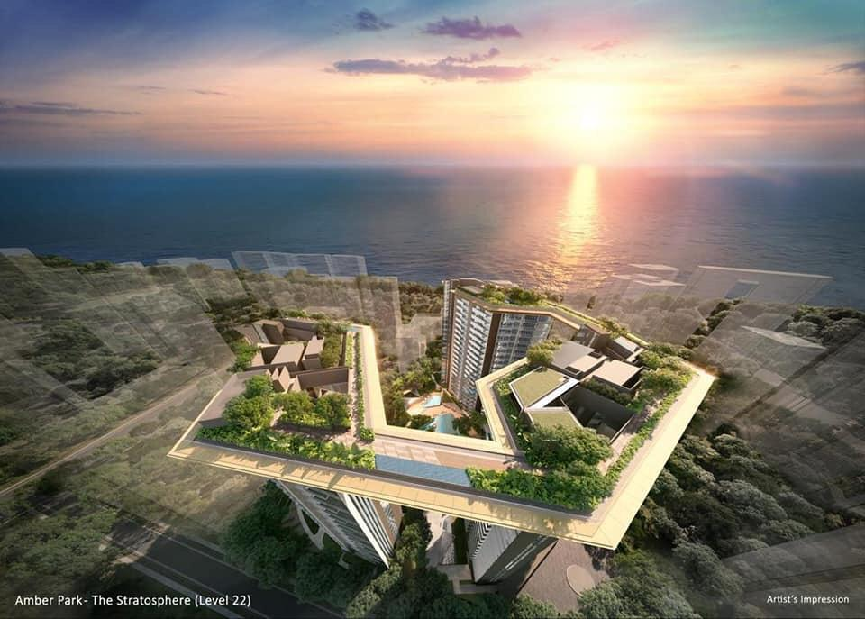 Singapore Property Launches - Rebirth of Amber Park Condo