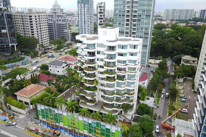 Singapore Property Launches - Albracca En Bloc