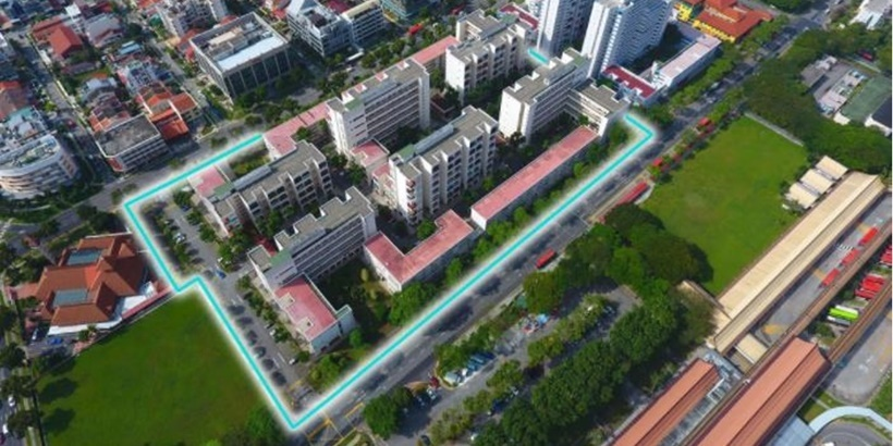 Singapore Property Launches - Eunosville  En Bloc