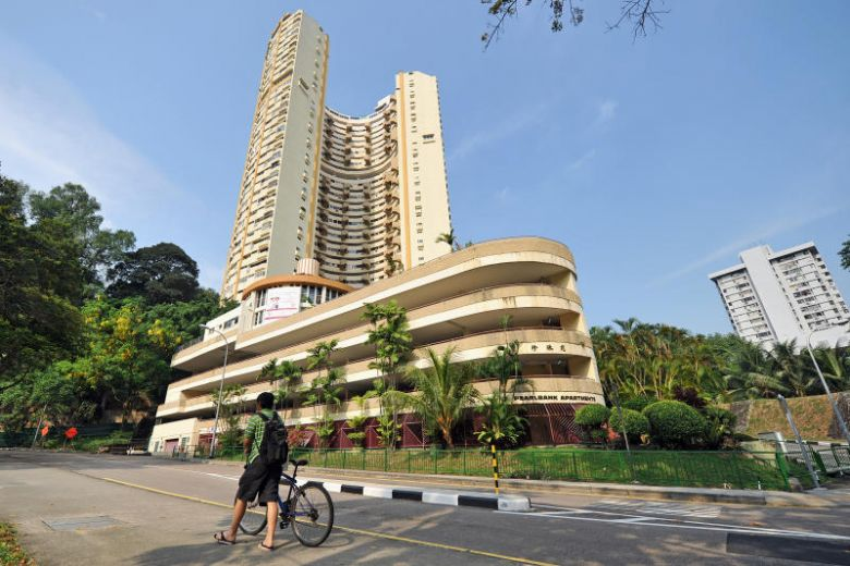 Singapore Property Launches - Pearl Bank En Bloc
