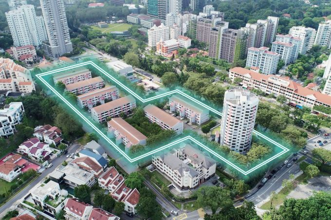 Singapore Property Launches - Chancery Court En Bloc