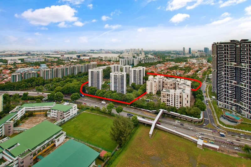 Singapore Property Launches - Park West Condominium En-Bloc