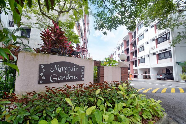 Singapore Property Launches - Mayfair Collection