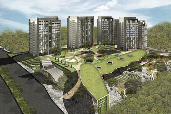 Singapore Property Launches - Woodleigh Residences