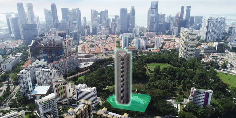 Singapore Property Launches - Outram Park MRT Condo