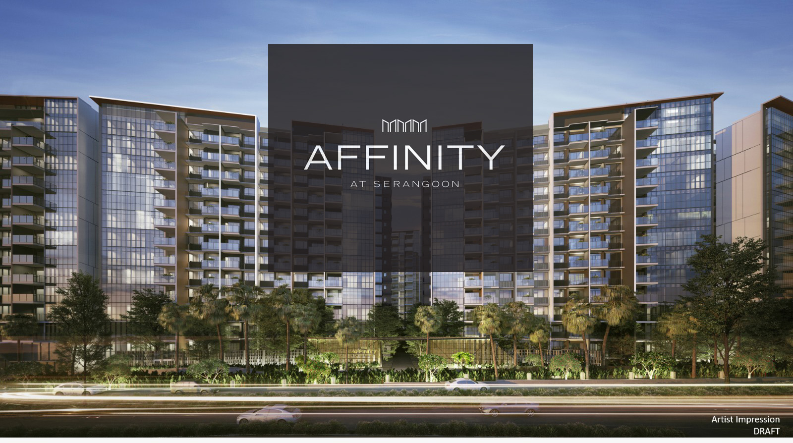Singapore Property Launches - Affinity