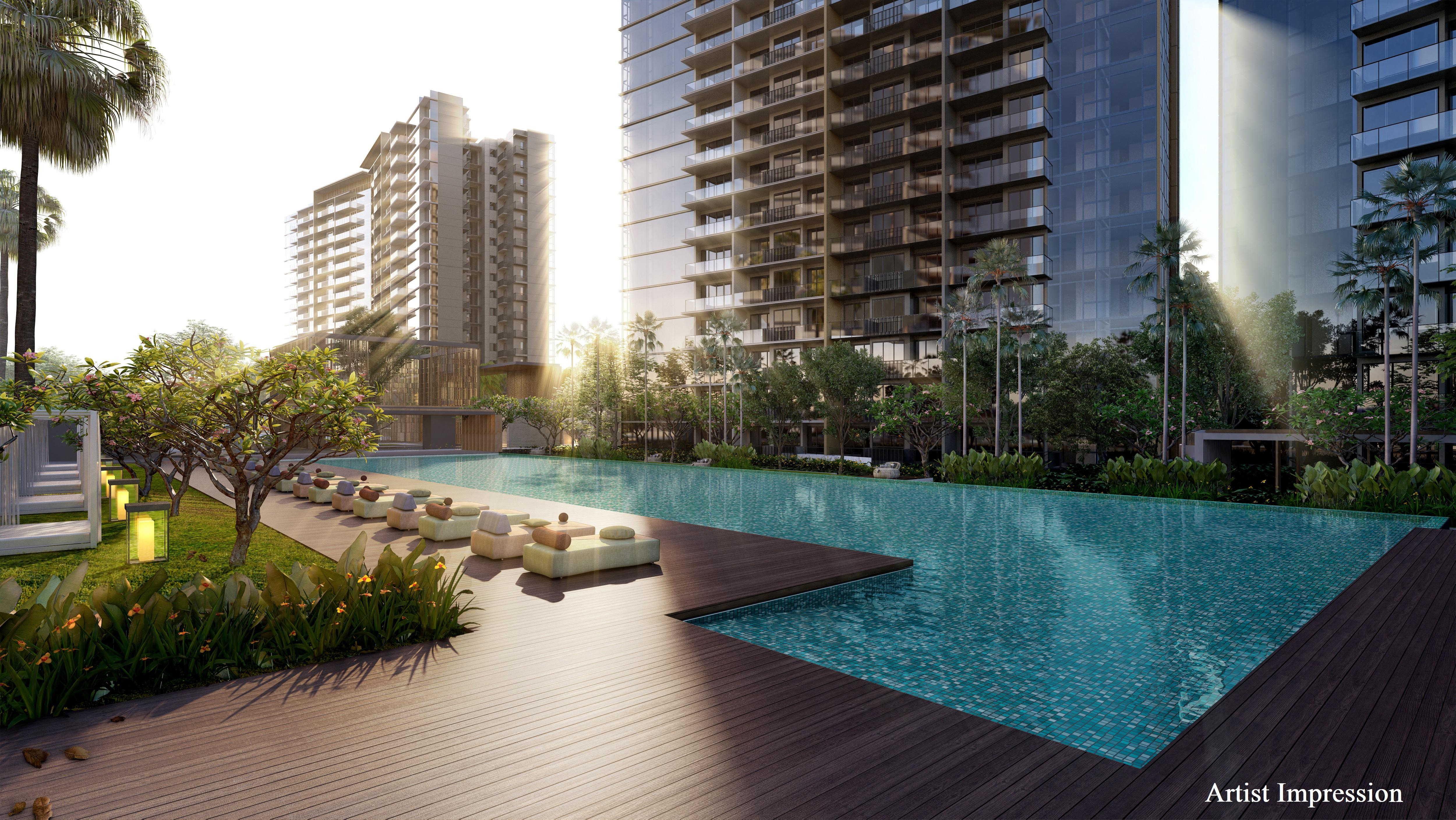 Singapore Property Launches - Parc Esta