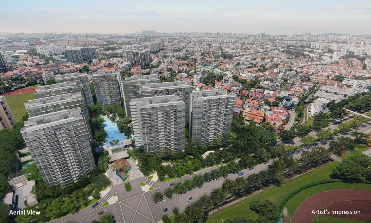 Singapore Property Launches - Florence Residences Condo Club