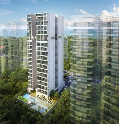 Singapore Property Launches - Nyon