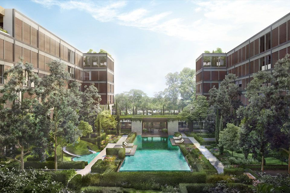Singapore Property Launches - Meyerhouse