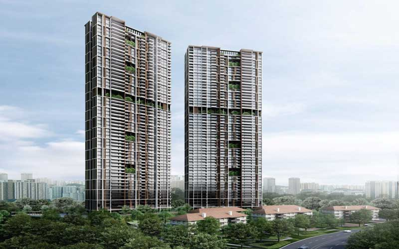 Singapore Property Launches - Avenue South Residence