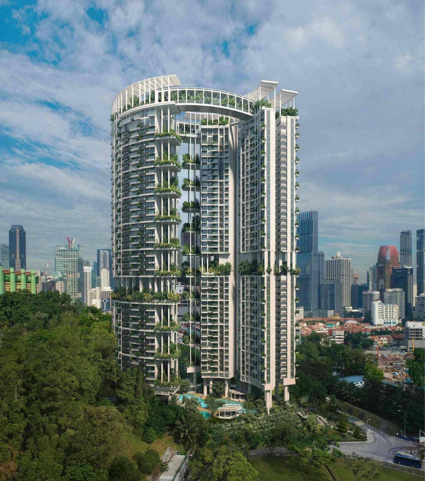 Singapore Property Launches - One Pearl Bank