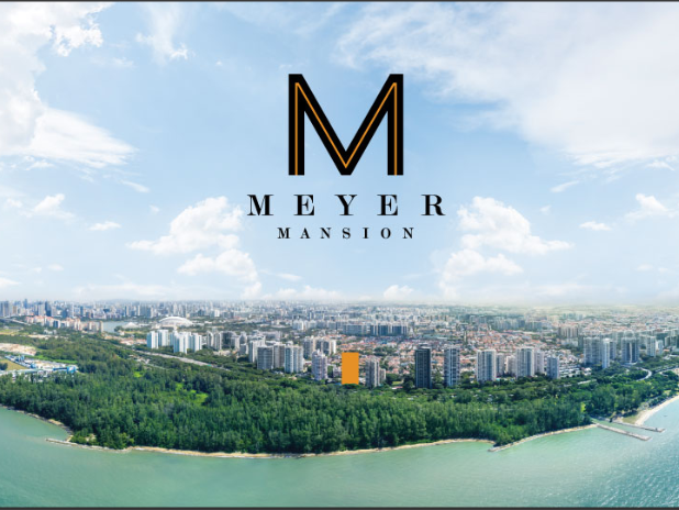 Singapore Property Launches - Meyer Mansion Floor Plans
