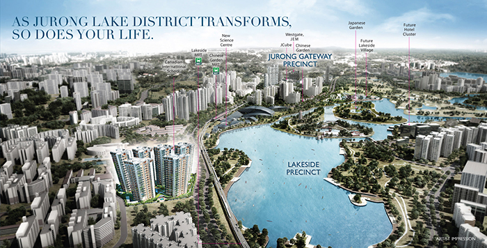 Singapore Property Launches - LakeLife EC Jurong