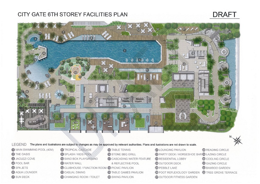 CityGate- Site Plan Draft