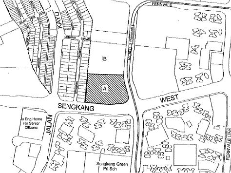 Condo- Fernvale Road Sengkang West Way