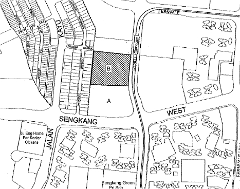 Condo- Fernvale Road Sengkang West