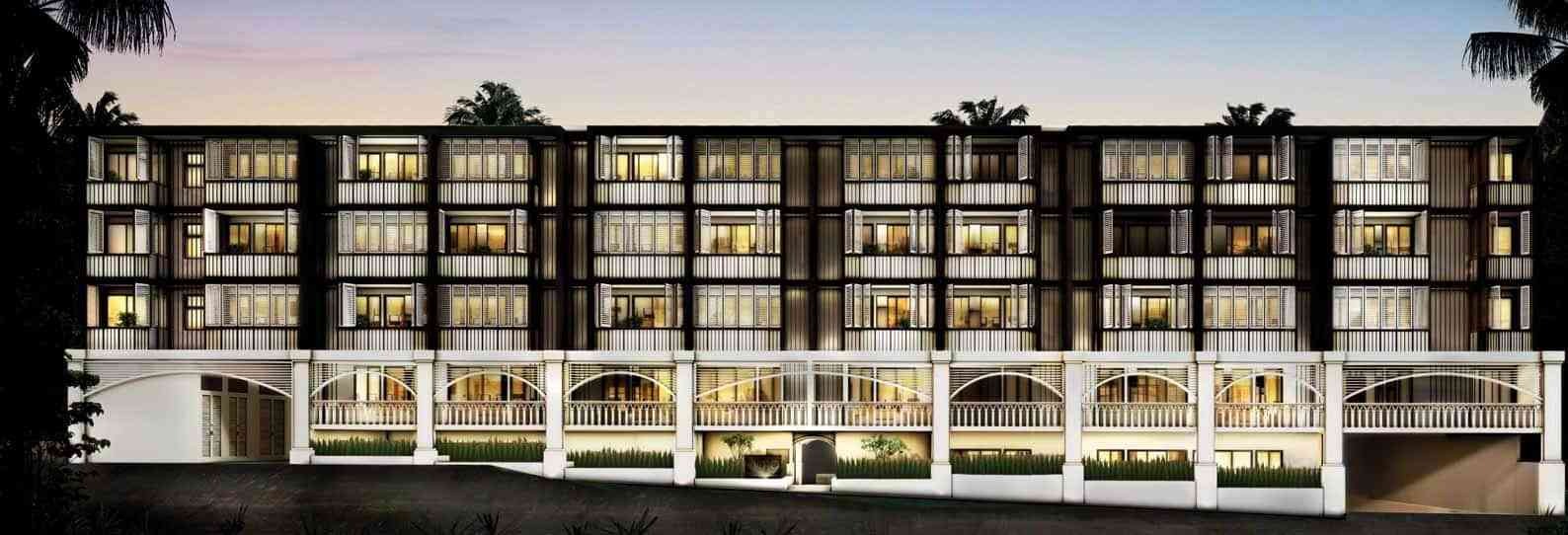 1919 Mount Sophia by Aurum. Developer for Nyon at Amber Road Singapore