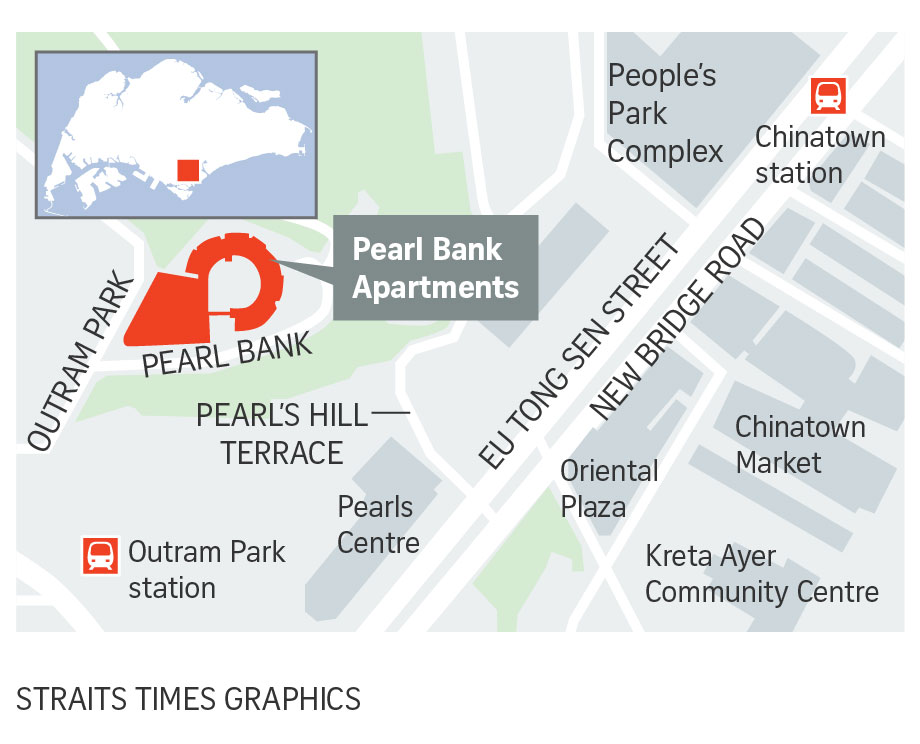 Pearl Bank location