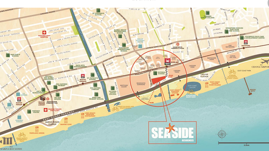 Seaside location 1