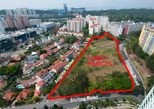 Condo- Stirling Road