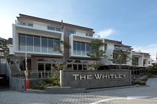 Straits Construction- Whitney Residences