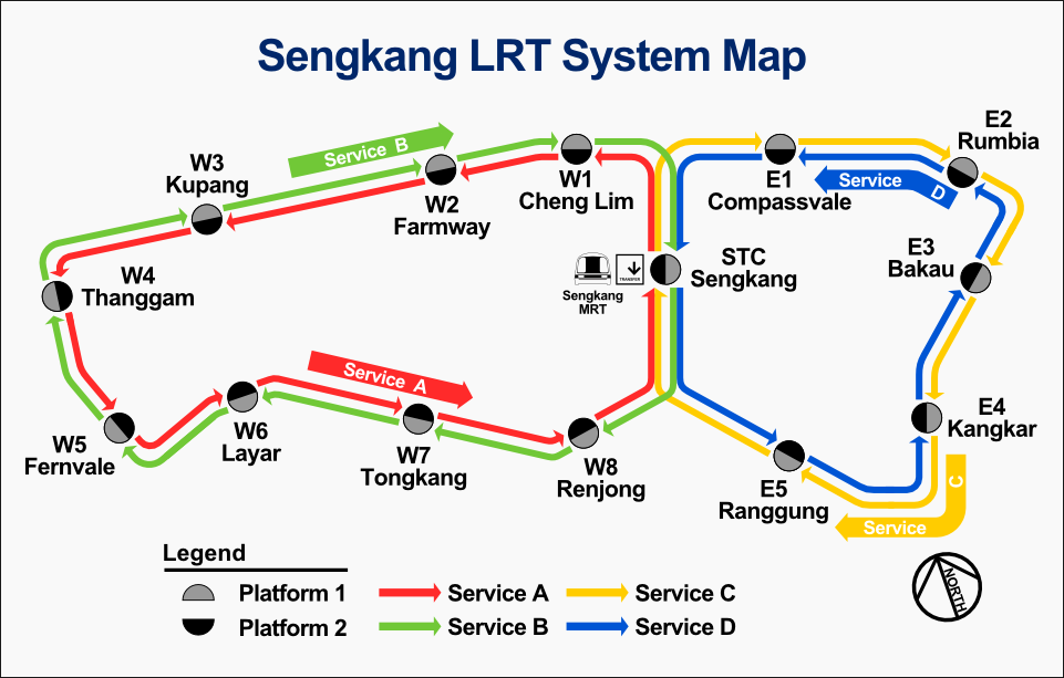 EC- The Vales LRT System
